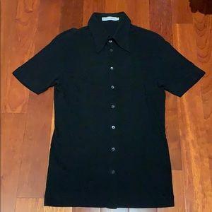 Dolce & Gabana fitted polo shirt (men)